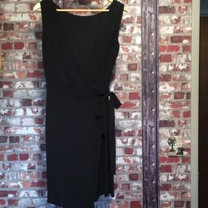 Liz Claiborne Wraparound  Dress